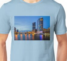 The Grand River at Night Unisex T-Shirt