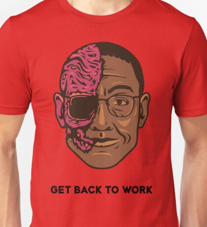 "Gustavo ""Gus"" Fring Unisex T-Shirt"