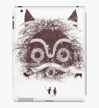 new forest defenders iPad Case/Skin