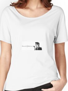 Palaye Royale Remington Leith Women's Relaxed Fit T-Shirt