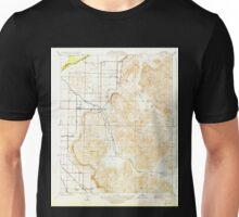 USGS TOPO Map California CA Rocky Hill 296473 1927 31680 geo Unisex T-Shirt