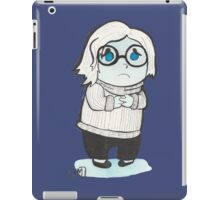 ink Sadness iPad Case/Skin