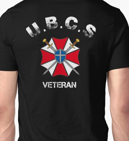 U.B.C.S. Veteran Unisex T-Shirt