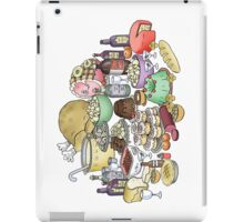 Feast foods iPad Case/Skin