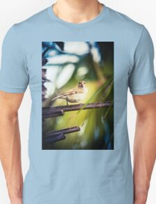 The bird is the word I T-Shirt