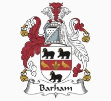 Barham Coat of Arms (English) by coatsofarms