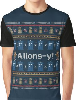 Allons-y, It's Christmas! Graphic T-Shirt