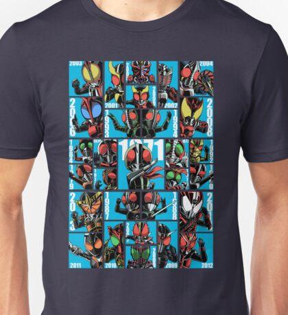 1971-2014 Unisex T-Shirt
