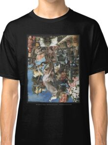 Buried Free From Falling Classic T-Shirt