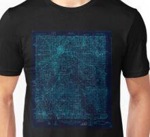 USGS TOPO Map Arkansas AR El Dorado 259963 1927 48000 Inverted Unisex T-Shirt