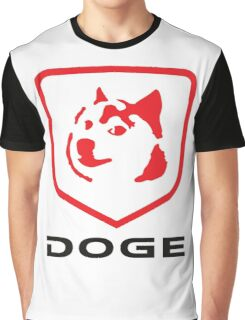DOGE RAM Graphic T-Shirt