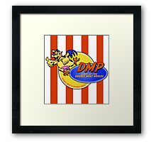Double Meat Palace Framed Print