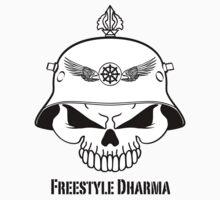 Freestyle Dharma Kids Tee