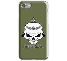 Freestyle Dharma iPhone Case/Skin