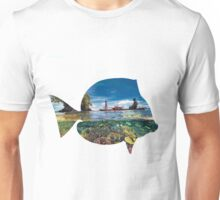 Coral Reef Fish Unisex T-Shirt