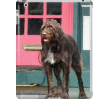 Shag Dog Blues iPad Case/Skin