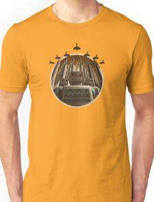 Robot Crest T-Shirt