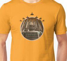 Robot Crest Unisex T-Shirt