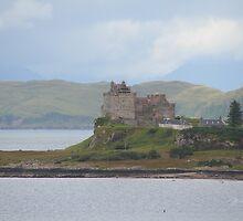 Duart Castle by Jonathan Cox