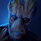 I am Groot by Freddie Elsom