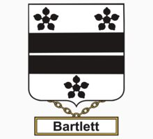 Bartlet Coat of Arms (English) by coatsofarms