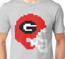 Georgia 8-bit Helmet Unisex T-Shirt