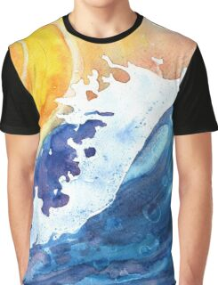 Facing East Graphic T-Shirt