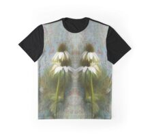 Flower World Graphic T-Shirt