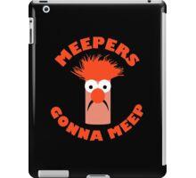 Meepers Gonna Meep iPad Case/Skin