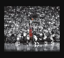 Michael Jordan - Last Shot by samjones24