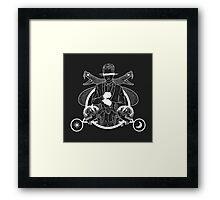 cult Framed Print