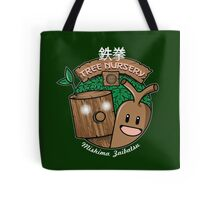 Ironfist Tree Nursery Tote Bag