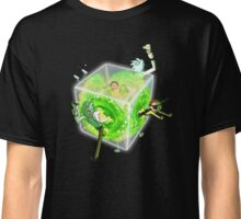 Rick and Morty Tesseract Classic T-Shirt