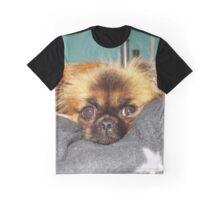 Cute pekingese dog Graphic T-Shirt