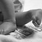 Baby Feet by John Ayo