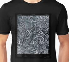 USGS TOPO Map Arkansas AR Mc Almont 259054 1975 24000 Inverted Unisex T-Shirt