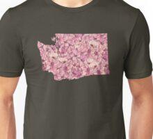Washington Flowers Unisex T-Shirt