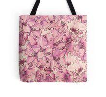 Washington Flowers Tote Bag