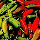 Red-Hot Green-Hot by John Ayo