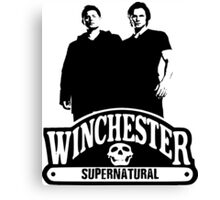supernatural Canvas Print