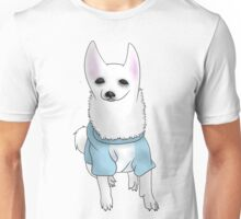 Waggy Tails Pet Rescue FT. Plier by guest artist Mya Vetter Unisex T-Shirt