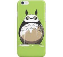 Totoro Painting Panda iPhone Case/Skin