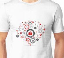 Medicine gear wheel Unisex T-Shirt