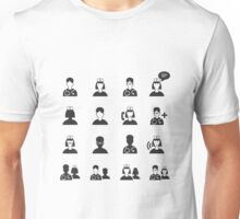 Medicine icon Unisex T-Shirt