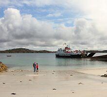 MV Loch Buie by Jonathan Cox