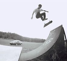 Kickflip to Fakie by Tyler Swanson