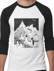 Too Many Kings Men's Baseball ¾ T-Shirt