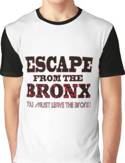 Escape From The Bronx - V2 Graphic T-Shirt