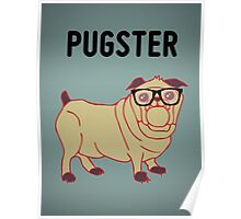Pugster... Poster