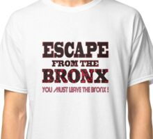 Escape From The Bronx - V2 Classic T-Shirt